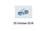 John Saul Ltd - 25 Oct 2018