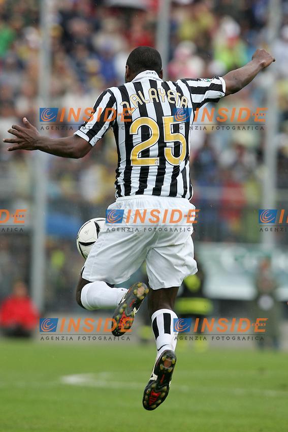 Marcelo Zalayeta (Juventus) <br /> ccItalian &quot;Serie B&quot; 2006-2007 <br /> 1 May 2007 (Match Day 31)<br /> Frosinone Juventus (0-2)<br /> &quot;Matusa&quot; Stadium-Frosinone-Italy<br /> Photographer:Andrea Staccioli INSIDE