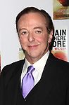 Edward Hibbert.attending the After Party for the Off-Broadway Roundabout Theatre Company Production of  'The Milk Train Doesn't Stop Here Anymore' at the Laura Pels Theatre in New York City..