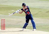 Joe Denly bats for Kent during Kent Spitfires vs Sussex Sharks, Vitality Blast T20 Cricket at The Spitfire Ground on 12th September 2020