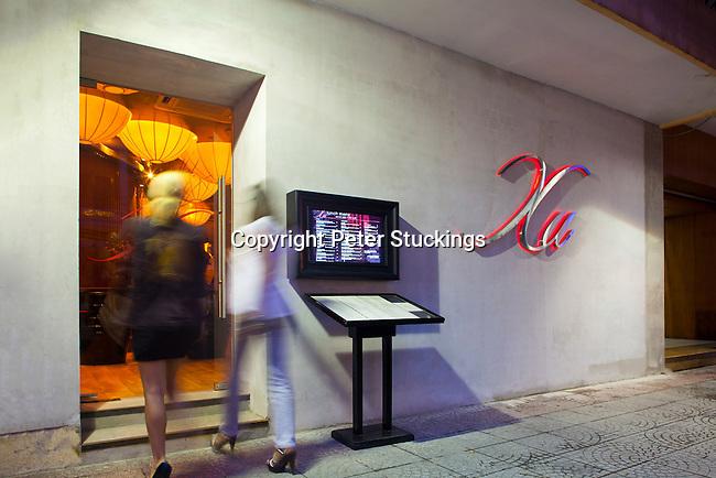 Xu Restaurant & Lounge, Saigon