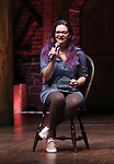 """Holli Campbell  attends the cast Q & A during The Rockefeller Foundation and The Gilder Lehrman Institute of American History sponsored High School student #EduHam matinee performance of """"Hamilton"""" at the Richard Rodgers Theatre on October 24, 2018 in New York City."""