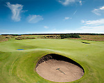 Royal Dornoch Links, 1st green.Pic Kenny Smith, Kenny Smith Photography.6 Bluebell Grove, Kelty, Fife, KY4 0GX .Tel 07809 450119,