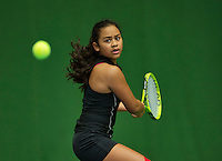 Almere, Netherlands, December 6, 2015, Winter Youth Circuit,  Charlize Bernardus (NED)<br /> Photo: Tennisimages/Henk Koster