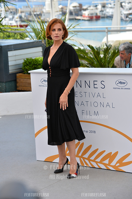 Isabella Ferrari at the photocall for &quot;Euforia&quot; at the 71st Festival de Cannes, Cannes, France 15 May 2018<br /> Picture: Paul Smith/Featureflash/SilverHub 0208 004 5359 sales@silverhubmedia.com