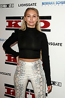 "LOS ANGELES - MAR 6:  Corrine Olympios at the ""The Kid"" Premiere at the ArcLight Hollywood on March 6, 2019 in Los Angeles, CA"