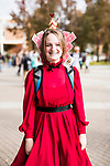 _E1_2345<br /> <br /> 1610-85 GCI Halloween Costumes<br /> <br /> October 31, 2016<br /> <br /> Photography by: Nathaniel Ray Edwards/BYU Photo<br /> <br /> &copy; BYU PHOTO 2016<br /> All Rights Reserved<br /> photo@byu.edu  (801)422-7322<br /> <br /> 2345