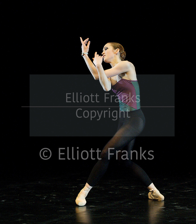 Emerging Dancer 2012 <br /> English National Ballet <br /> at the Queen Elizabeth Hall, Southbank, London, Great Britain <br /> 5th March 2012<br /> <br /> Nominees<br /> <br /> Ksenia Ovsyanick<br /> <br /> <br /> Photograph by Elliott Franks