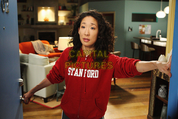 "SANDRA OH.in Grey's Anatomy (season 5, episode 13, ""Stairway to Heaven"") .*Filmstill - Editorial Use Only*.CAP/NFS.Supplied by Capital Pictures."