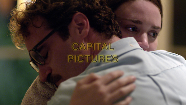 JOAQUIN PHOENIX, ROONEY MARA<br /> in Her (2013)<br /> *Filmstill - Editorial Use Only*<br /> CAP/FB<br /> Image supplied by Capital Pictures