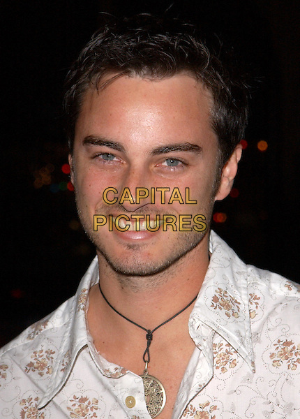 KERR SMITH.The Grand Opening of Larry Flynt's Hustler Club of Beverly Hills in Beverly Hills, California .11 December 2003.headshot, portrait.www.capitalpictures.com.sales@capitalpictures.com.©Capital Pictures.