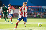 Atletico de Madrid's Saul Niguez during BBVA La Liga match. April 02,2016. (ALTERPHOTOS/Borja B.Hojas)