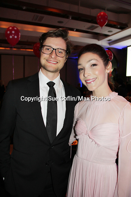 - Figure Skating in Harlem presents Champions in Life Benefit Gala on April 29, 2019 at Chelsea Pier, New York City, New York - (Photo by Sue Coflin/Max Photos)