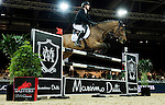 Pieter Devos of Belgium riding Dream of India Greenfield in action during the Longines Speed Challenge competition as part of the Longines Hong Kong Masters on 13 February 2015, at the Asia World Expo, outskirts Hong Kong, China. Photo by Victor Fraile / Power Sport Images