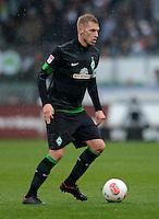 Fussball 1. Bundesliga :  Saison   2012/2013   9. Spieltag  27.10.2012 SpVgg Greuther Fuerth - SV Werder Bremen Aaron Hunt (SV Werder Bremen)