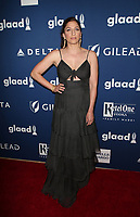 BEVERLY HILLS, CA - APRIL 12: Chelsea Peretti, At the 29th Annual GLAAD Media Awards at The Beverly Hilton Hotel on April 12, 2018 in Beverly Hills, California. <br /> CAP/MPI/FS<br /> &copy;FS/MPI/Capital Pictures