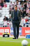 Jack Ross Manager of Sunderland. Sunderland 2 Portsmouth 1, 17/08/2019. Stadium of Light, League One. Photo by Paul Thompson.