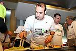 Vitoria Gasteiz-Capital de la Gastronomia 2014.<br /> Presentacion en Barcelona-Mercat de la Boqueria.<br /> Mikel Zuazo.