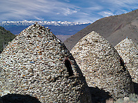 Charcoal kilns. Death Valley National Park, California