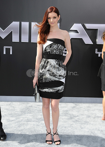 "HOLLYWOOD, CA - JUNE 28:  Lydia Hearst at the Los Angeles premiere of ""Terminator Genisys"" at the Dolby Theatre on June 28, 2015 in Hollywood, California. Credit: PGSK/MediaPunch"