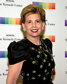 Adrienne Arsht arrives for the formal Artist's Dinner honoring the recipients of the 40th Annual Kennedy Center Honors hosted by United States Secretary of State Rex Tillerson at the US Department of State in Washington, D.C. on Saturday, December 2, 2017. The 2017 honorees are: American dancer and choreographer Carmen de Lavallade; Cuban American singer-songwriter and actress Gloria Estefan; American hip hop artist and entertainment icon LL COOL J; American television writer and producer Norman Lear; and American musician and record producer Lionel Richie.  <br /> Credit: Ron Sachs / Pool via CNP