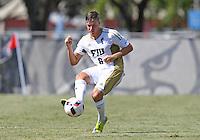 FIU Men's Soccer v. Niagara (9/4/16)