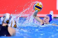 Silvia AVEGNO ITA  <br /> Budapest 12/01/2020 Duna Arena <br /> GERMANY (white caps) Vs. ITALY (blue caps)<br /> XXXIV LEN European Water Polo Championships 2020<br /> Photo  © Andrea Staccioli / Deepbluemedia / Insidefoto