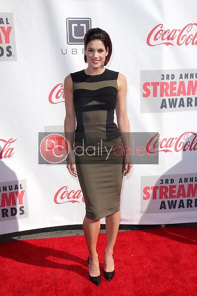 Missy Peregrym<br /> at the 3rd Annual Streamy Awards, Hollywood Palladium, Hollywood, CA 02-17-13<br /> David Edwards/DailyCeleb.com 818-249-4998