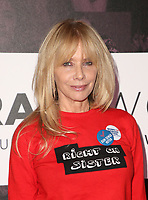 LOS ANGELES, CA - NOVEMBER 1: Rosanna Arquette, at TheWrap&rsquo;s Power Women&rsquo;s Summit at the InterContinental Hotel in Los Angeles, California on November 1, 2018.   <br /> CAP/MPI/FS<br /> &copy;FS/MPI/Capital Pictures