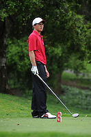 STANFORD, CA - APRIL 13:  Andre DeDecker of the Stanford Cardinal during the U.S. Intercollegiate on April 13, 2010 at the Stanford Golf Course in Stanford, California.
