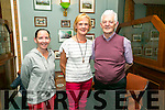 Enjoying the Na Gaeil GAA  25 years Celebration  of their clubhouse on Saturday were l-r  Sharon Roche, Noreen Healy and Denis O'Dowd