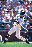SAN FRANCISCO, CA - J.T. Snow of the San Francisco Giants in action at Pacific Bell Park in San Francisco, CA in 2000. Photo by Brad Mangin