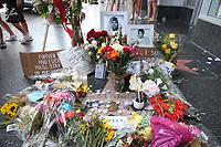 Aretha Franklin Memorial LA
