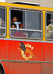 ADDIS ABABA - ETHIOPIA - 19 APRIL 2004--Public transportation in Addis.--PHOTO: JUHA ROININEN / EUP-IMAGES
