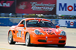 DeMan Motorsports Koni Challenge ST Class Boxster, Sebring PCA Club Race