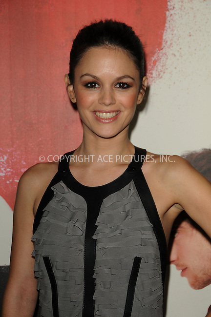 WWW.ACEPIXS.COM . . . . . ....February 1 2011, Los Angeles....Actress Rachel Bilson arriving at the Los Angeles Premiere of 'Waiting For Forever' at the Pacific Theatres at The Grove on February 1, 2011 in Los Angeles, CA ....Please byline: PETER WEST - ACEPIXS.COM....Ace Pictures, Inc:  ..(212) 243-8787 or (646) 679 0430..e-mail: picturedesk@acepixs.com..web: http://www.acepixs.com