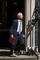 David Lidington MP (Lord President of the Council, Leader of the House of Commons).<br />