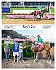 Tori's Guy winning at Delaware Park on 7/21/15