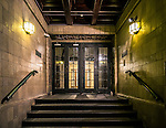Building Entrance, Sydney, NSW, Australia