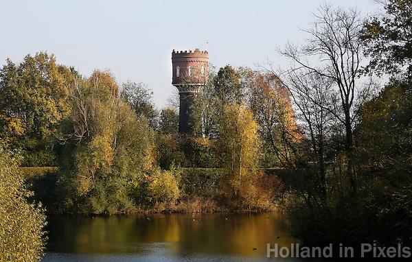 Nederland  Zaltbommel 2016.  Watertoren. Foto Berlinda van Dam / Hollandse Hoogte