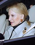 22.12.2017; London, England: PRINCESS MICHAEL OF KENT APOLOGISES FOR WEARING BLACKAMOOR BROOCH<br />