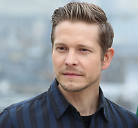 Matt Czuchry in London to promote the new medical TV drama The Resident, on Universal Channel. Photocall at 1 St Giles Street, London on April 10th 2018<br /> CAP/ROS<br /> &copy;ROS/Capital Pictures