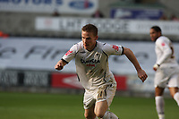 Pictured: Mark Gower of Swansea City in action<br /> Re: Coca Cola Championship, Swansea City FC v Doncaster Rovers at the Liberty Stadium. Swansea, south Wales, Saturday 21 February 2009<br /> Picture by D Legakis Photography / Athena Picture Agency, Swansea 07815441513