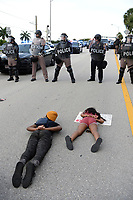 George Floyd Protest In Florida