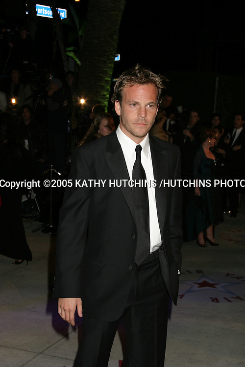 STEPHEN DORFF.VANITY FAIR OSCAR PARTY.MORTONS RESTURANT.W. HOLLYWOOD, CA .February 27, 2005.©2005 KATHY HUTCHINS /HUTCHINS PHOTO.
