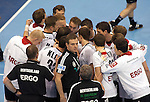 23rd IHF Men's World Championship; GER-MNE.Coach (GER) Martin Heuberger.