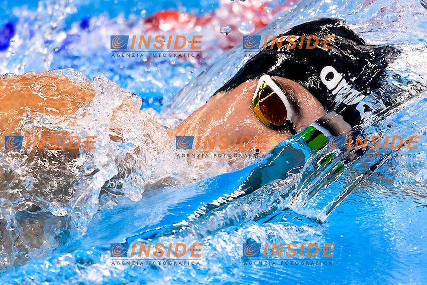 D'ARRIGO Mitchell Andrew ITA Men's 4x200 Freestyle Relay <br /> Rio de Janeiro 09-08-2016 Olympic Aquatics Stadium <br /> Swimming Nuoto <br /> Foto Andrea Staccioli/Deepbluemedia/Insidefoto