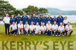 The Killarney Golf Club team that played in the Pierce Purcell semi final in Killarney on Sunday morning