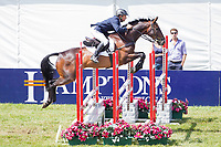 AUS-Sam Griffiths (HAPPY TIMES) FINAL-21ST: CIC3* BRITISH EVENTING OPEN CHAMPIONSHIP:2014 GBR-Festival Of British Eventing: GATCOMBE PARK (Sunday 3 August) CREDIT: Libby Law COPYRIGHT: LIBBY LAW PHOTOGRAPHY - NZL