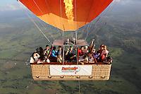 20150127 January 27 Hot Air Balloon Gold Coast